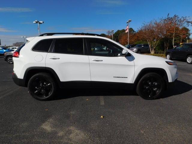 New 2018 Jeep Cherokee Limited 4WD