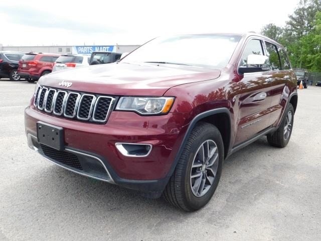 Jeep Certified Pre Owned >> Certified Pre-Owned 2017 Jeep Grand Cherokee Limited 4D